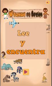 juego laberinto lecto-escritura infantil