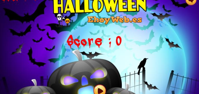 Juego de halloween infantil