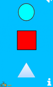 Ir a juego de figuras geométricas